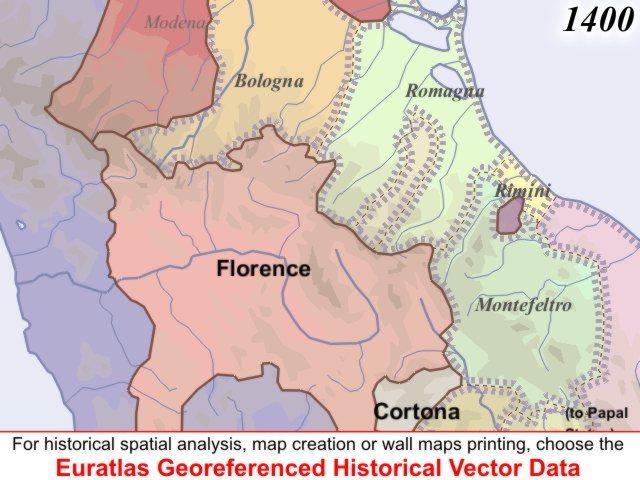 Roman Empire in Year 1400