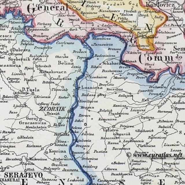 Bosnia and Western Serbia