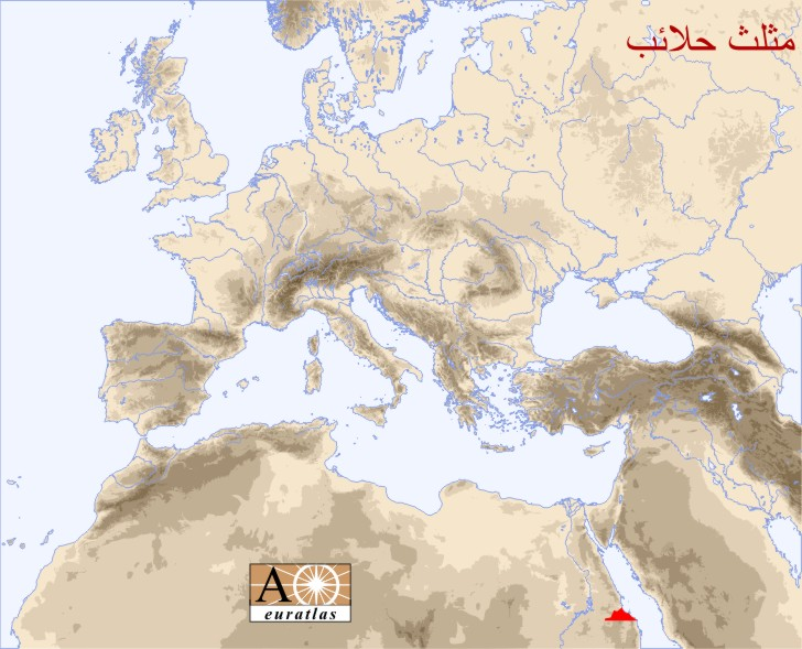 Europe Atlas: the Special Territories of Europe and Mediterranean ...