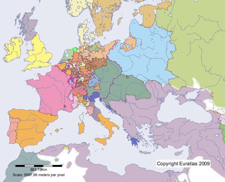 euratlas periodis web   karte von friesland im jahre 1700