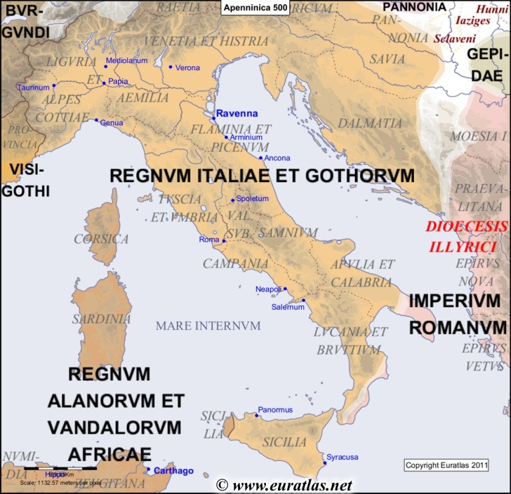 Apennine Mountains Map | Pics | Download |