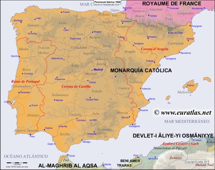 Iberian Peninsula Europe Map Map of The Iberian Peninsula