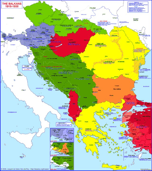 the historical roots of the ancient ethnic conflict in the balkans So that itself is prove that present day macedonians are not  great risk of renewed ethnic conflict in the balkans  started its roots in ancient.