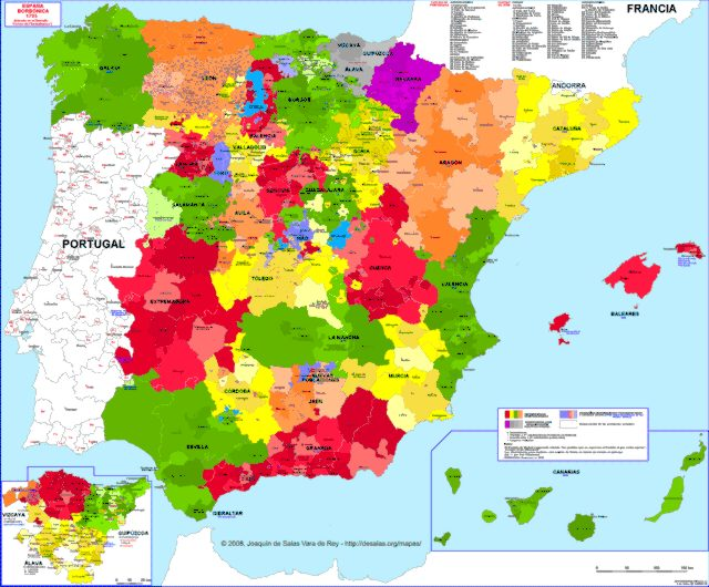 Iberian Peninsula On World Map Pictures to Pin on ...