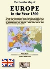 The Euratlas Map of Europe in the Year 1300