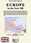 The Euratlas Map of Europe in the Year 300