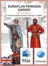 Euratlas Periodis Expert Mac OS X inglés