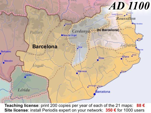 Euratlas Periodis Web  Map of Europe in Year 1100