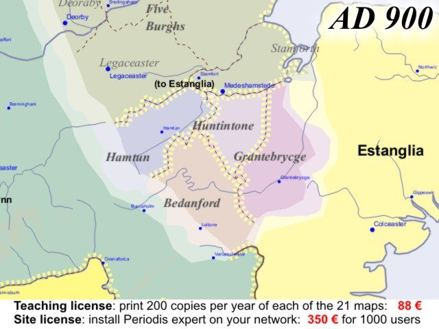 Map Of France 900 Ad.Euratlas Periodis Web Map Of Europe In Year 900