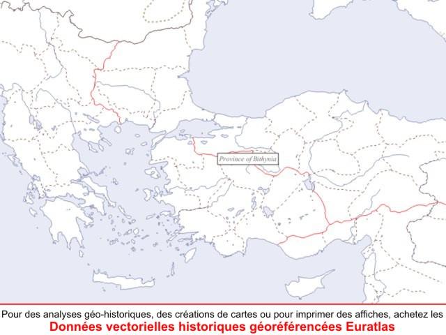 carte europe 600
