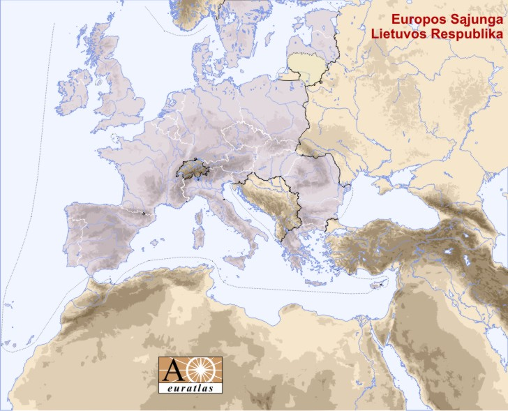 UE Lituanie