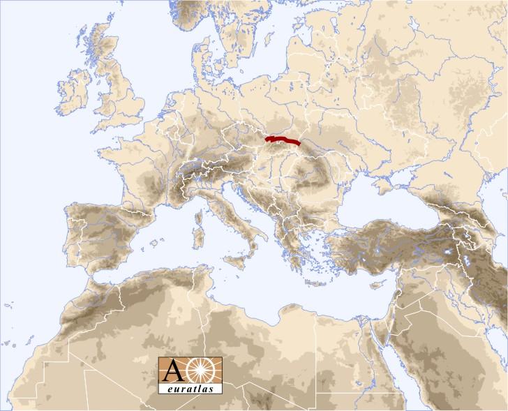 Carpathians - Beskids