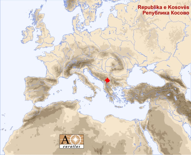 Europe atlas the special territories of europe and mediterranean kosovo gumiabroncs Image collections
