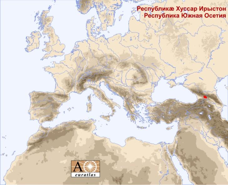 Ossétie du Sud