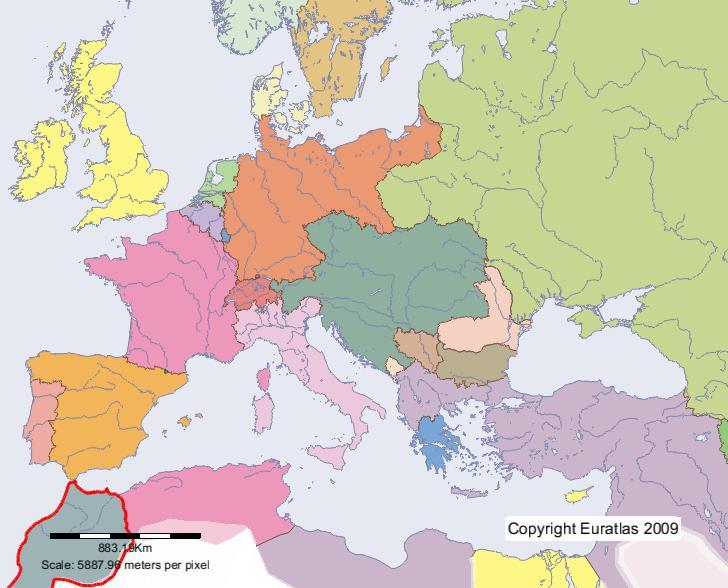 Euratlas Periodis Web - Map of Morocco in Year 1900 on mozambique map, iraq map, algeria map, ghana map, eritrea map, france map, liberia map, europe map, italy map, kenya map, senegal map, rwanda map, malawi map, ethiopia map, sierra leone map, mali map, mauritania map, namibia map, angola map, brazil map, sudan map, libya map, egypt map, israel map, india map, cameroon map, mauritius map, saudi arabia map, spain map, tunisia map, mexico map, poland map, niger map, western hemisphere map, nigeria map, japan map, moldova map,