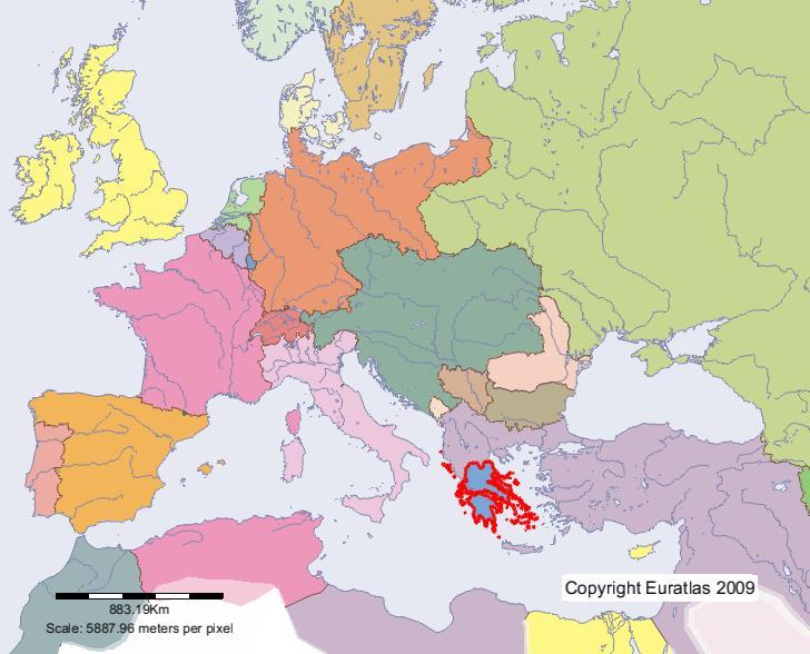 Euratlas Periodis Web - Map of Greece in Year 1900 on map of europe urals, map of europe british isles, map of europe with portugal, map of europe luxembourg, map of europe north america, map of europe czech republic, map of europe germany, map of europe denmark, map of europe vistula, map of europe in 1979, map of europe ireland, map of europe turkey, map of europe vietnam, map of europe great britian, map of europe china, map of europe 5th century, map of europe galicia, map of europe iceland, map of europe macedonia, world map greece,