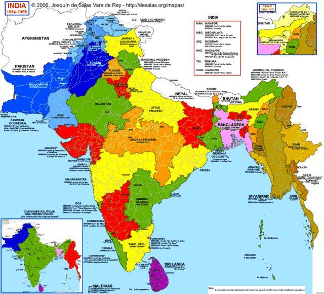 Hisatlas mapa de india 1995 gumiabroncs Images