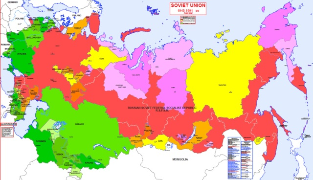 Hisatlas map of soviet union 1945 1991 gumiabroncs Image collections