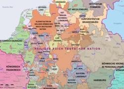 German lands history