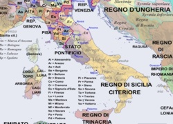 Historical Atlas of Italy