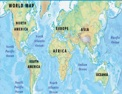 Maps of World