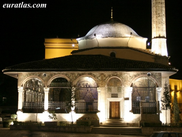 Click to download the Tirana, the Ethem Bey Mosque