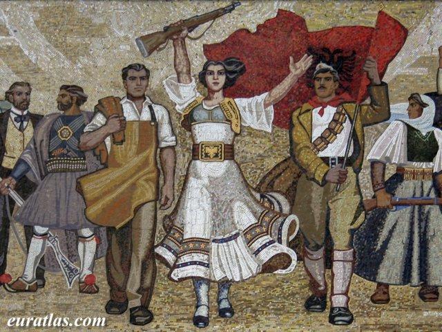 Cliquez ici pour télécharger The Mosaic of the National...