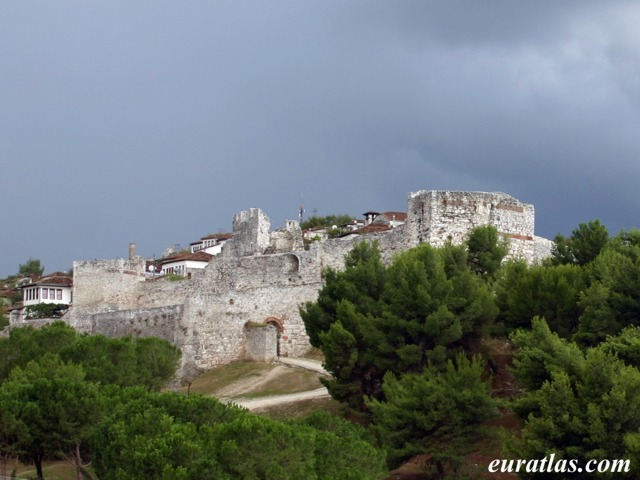Click to download the The Fortress of Berat