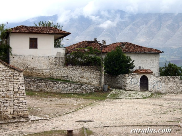 Click to download the Old Houses of Berat