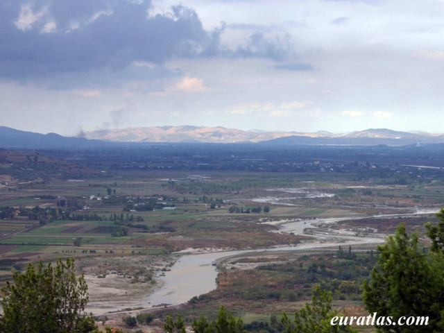 Click to download the The Semanit Valley from Berat
