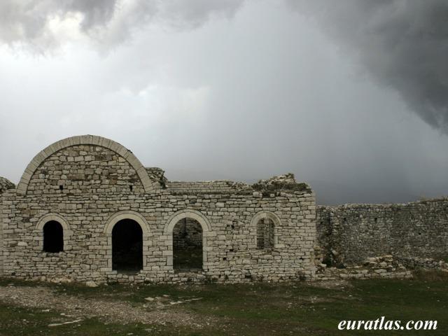 Click to download the Rain on Berat Citadel