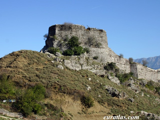 Click to download the The Fortress of Gjirokastër