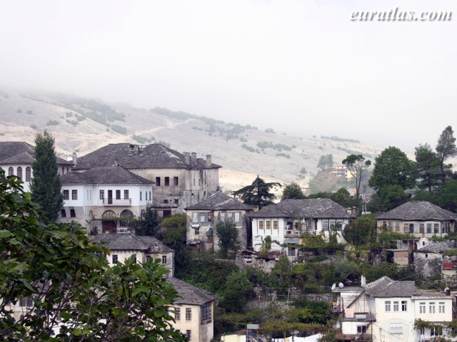 Click to download the Gjirokastër or Argyrokastro, the Silver City