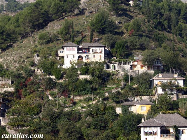 Click to download the A Mansion in Gjirokastër