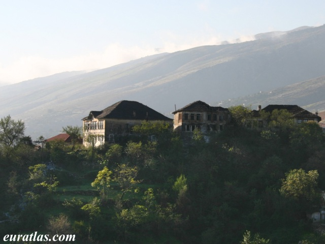 Click to download the Gjirokastër, South Hill