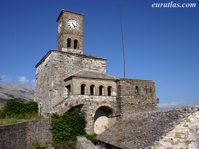 Click to download the Gjirokastër, the Bell Tower