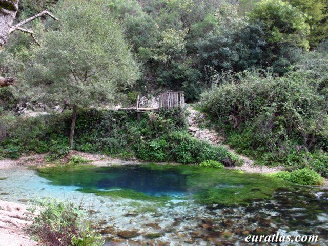 Click to download the Syri i Kalkër, the Blue Eye