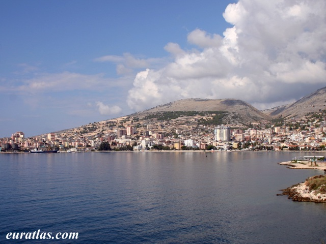Click to download the The City of Sarandë
