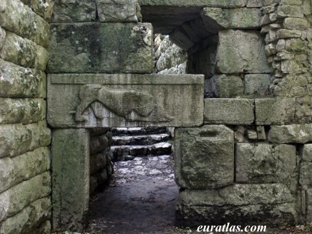 Click to download the Butrint, the Lion Gate