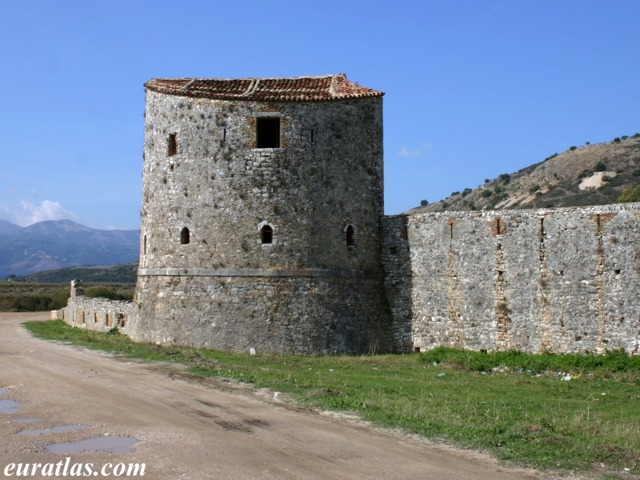 Click to download the Butrint, a Tower of the Triangle Fortress