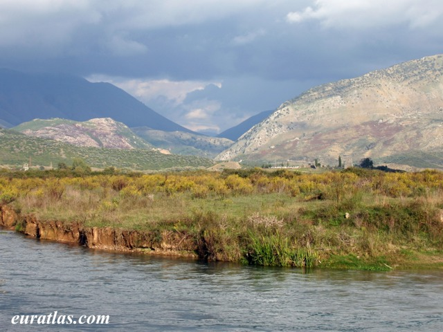 Click to download the The Countryside behind Saranda