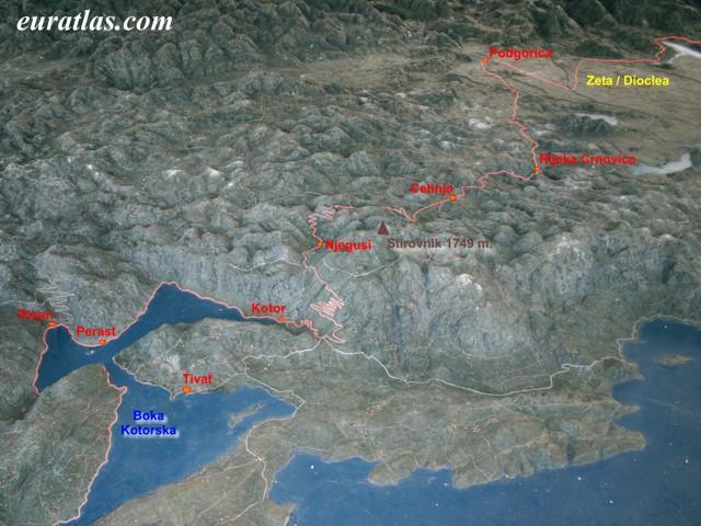 Photos Of Montenegro Montenegro Map - Montenegro map download