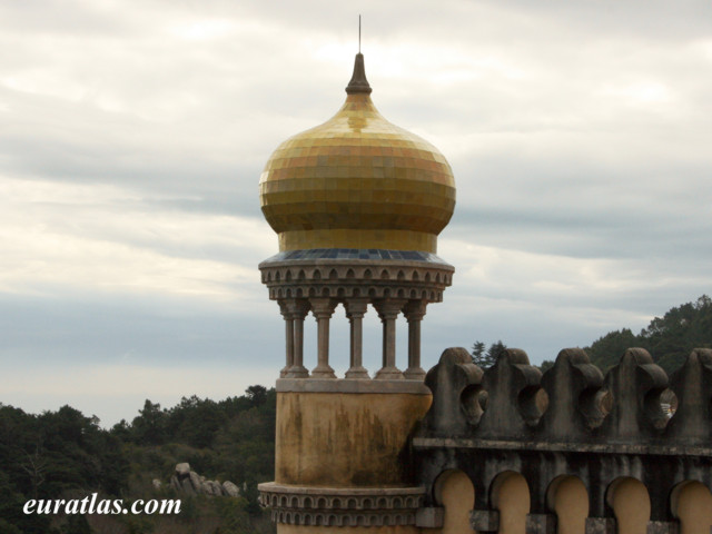 photos of portugal  onion dome