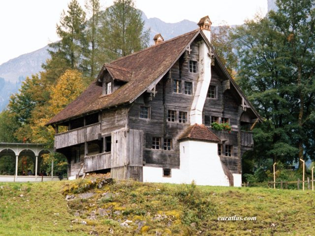 Photos Of The Swiss Mountains Appenzell House