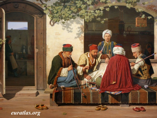 The origin and history of the tanzimat