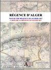 Carte de la Régence d'Alger