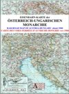 Eisenbahn-Karte der österreich-ungarischen Monarchie