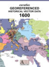 Georeferenced Historical Vector Data 1600