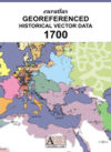 Georeferenced Historical Vector Data 1700