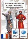 Euratlas Periodis Expert Mac OS X Französische Version